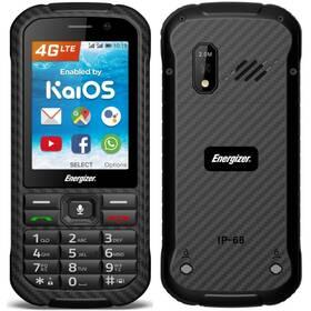 Mobilní telefon Energizer Hardcase H280S LTE - ZÁNOVNÍ - 12 měsíců záruka černý