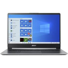Notebook Acer Swift 1 (SF114-32-P6MX) + MS Office 365 pro jednotlivce (NX.GXUEC.00G ) stříbrný