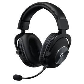 Headset Logitech G Pro (981-000812) černý