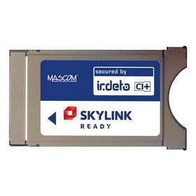 Modul Mascom Irdeto Skylink Ready CI+1.3 (CIM-SKY-IR CI+ MSC) stříbrné
