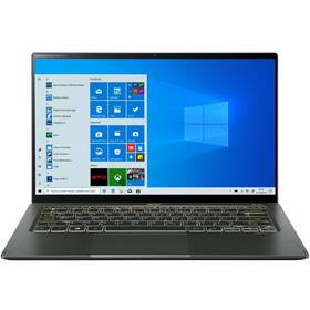 Notebook Acer Swift 5 (SF514-55GT-77MF) - ZÁNOVNÍ - 12 měsíců záruka zelený