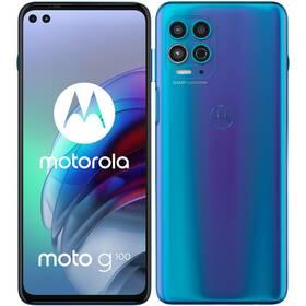 Mobilní telefon Motorola Moto G100 5G (PAM80063RO) modrý