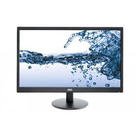 Monitor AOC E2270SWN (E2270SWN) černý