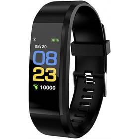 Fitness náramek Carneo Fit Essential (8588006962499) černý