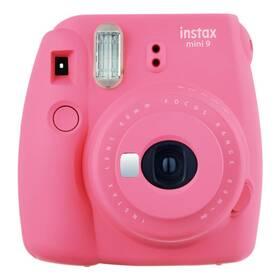 Digitální fotoaparát Fujifilm Instax mini 9 Clear růžový
