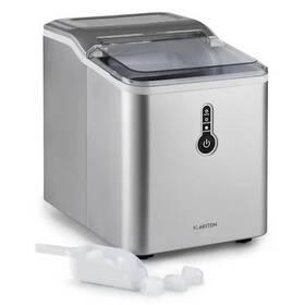 Výrobník ledu Klarstein Chillout stříbrný