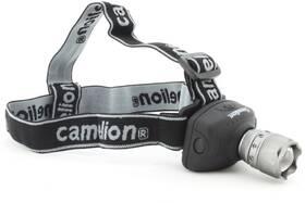 Čelovka Camelion CT4007, 3W (CT4007) žlutá