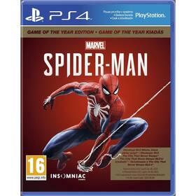 Hra Sony PlayStation 4 Marvel's Spider-Man GOTY (PS719958208)