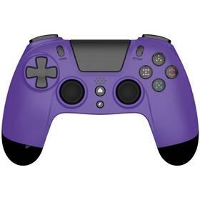 Gamepad Gioteck VX-4 Wireless pro PS4, PC (VX4PS4-22-MU) fialový