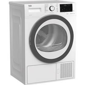 Sušička prádla Beko HDF7439CSSX bílá