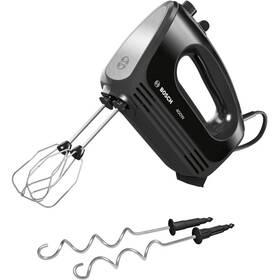 Ruční šlehač Bosch MFQ2420B černý/stříbrný