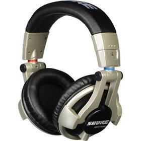 Sluchátka Shure SRH750DJ černá/stříbrná