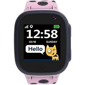 Chytré hodinky Canyon Sandy KW-34 - dětské (CNE-KW34PP) růžový