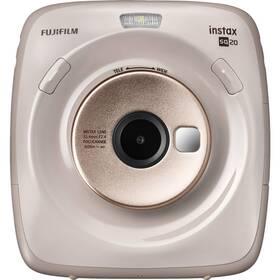 Digitální fotoaparát Fujifilm Instax Square SQ 20 béžový