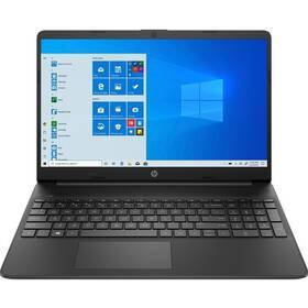 Notebook HP 15s-eq1610nc - ZÁNOVNÍ - 12 měsíců záruka černý