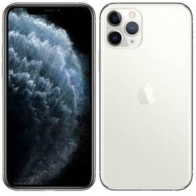 Mobilní telefon Apple iPhone 11 Pro 64 GB - Silver - ZÁNOVNÍ - 12 měsíců záruka