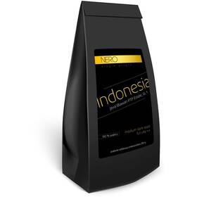 Káva zrnková Nero Caffé Indonézia Java, 250 g (407770)