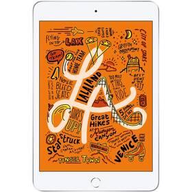 Dotykový tablet Apple iPad mini (2019) Wi-Fi 64 GB - Silver (MUQX2FD/A)