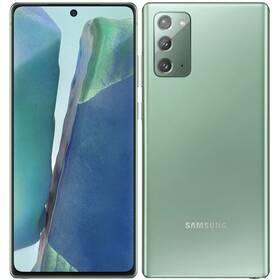 Mobilní telefon Samsung Galaxy Note20 (SM-N980FZGGEUE) zelený
