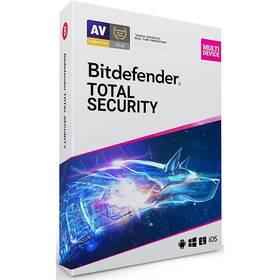 Software Bitdefender Total Security 10 zařízení (TS01ZZCSN1210LEN_BOX )