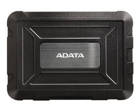 Box na HDD ADATA ED600 pro HDD/SSD 2,5'' (AED600-U31-CBK) černý