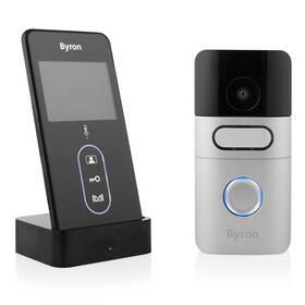 Dveřní videotelefon Byron DIC-24615 (DIC-24615) černý