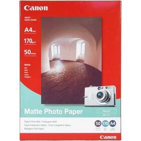 Fotopapír Canon MP-101 A4, 170g, 50 listů (7981A005) bílý