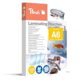 Laminovací fólie Peach A6 (111x154mm), 125mic, 100 ks (PP525-04)