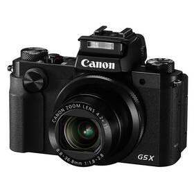 Digitální fotoaparát Canon PowerShot G5 X černý