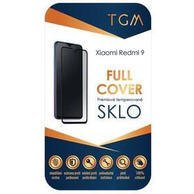 Tvrzené sklo TGM Full Cover na Xiaomi Redmi 9 (TGMFCXIRED9) černé