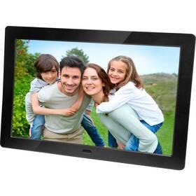 Elektronický fotorámeček Sencor SDF 874 černý