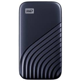 SSD externí Western Digital My Passport SSD 2TB (WDBAGF0020BBL-WESN) modrý