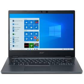 Notebook Acer TravelMate P4 (TMP414-51-76ME) (NX.VPCEC.002) šedý/modrý