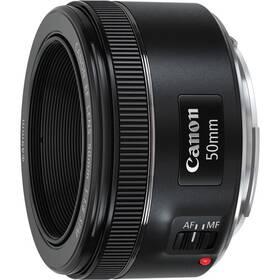 Objektiv Canon EF 50 mm f/1.8 STM černý