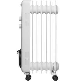 Olejový radiátor Sencor SOH 3207WH bílý