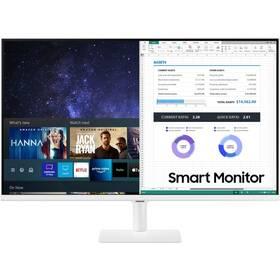 Monitor Samsung Smart Monitor M5 (LS32AM501NUXEN) bílý