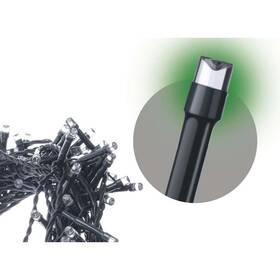 Spojovací řetěz EMOS 100 LED, 10m, zelený (1534990033)