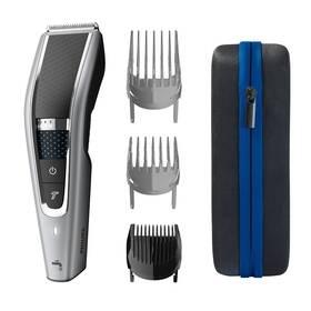 Zastřihovač vlasů Philips Series 5000 HC5650/15 šedý