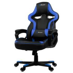 Herní židle Arozzi MILANO (MILANO-BL) černá/modrá