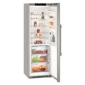 Chladnička Liebherr Comfort KBef 4330 stříbrná