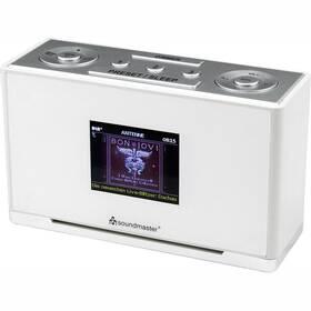 Radiobudík Soundmaster UR240WE bílý