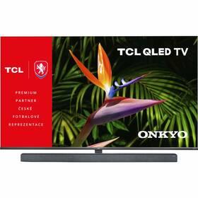 Televize TCL 65X10 černá