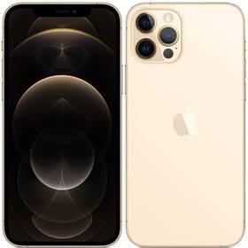 Mobilní telefon Apple iPhone 12 Pro Max 256 GB - Gold (MGDE3CN/A)