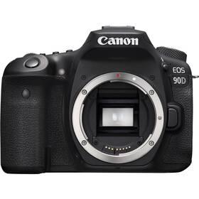 Digitální fotoaparát Canon EOS 90D tělo černý