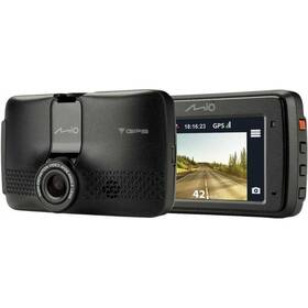 Autokamera Mio MiVue 733 Wi-Fi (5415N5830001) černá