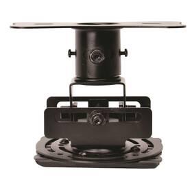 Držák Optoma univerzální stropní, 70mm, 15kg - černý (OCM818B-RU)