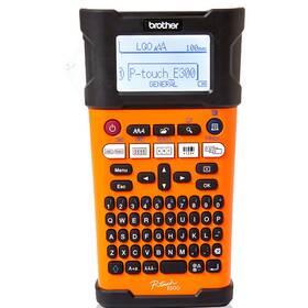 Tiskárna štítků Brother PT-E300VP s kufrem (PTE300VPYJ1)