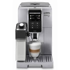 Espresso DeLonghi Dinamica plus ECAM 370.95 S stříbrné
