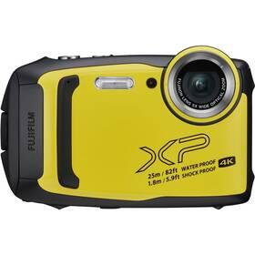 Digitální fotoaparát Fujifilm XP140 žlutý