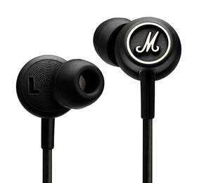 Sluchátka Marshall Mode (04090939) černá/bílá